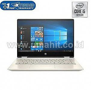 HP Pavilion x360 14-DY0064TU-3Y5T5PA Ci5-1135G7 8GB 512GB SSD W10 HOME + OHS 2019 Warm gold + Backpa